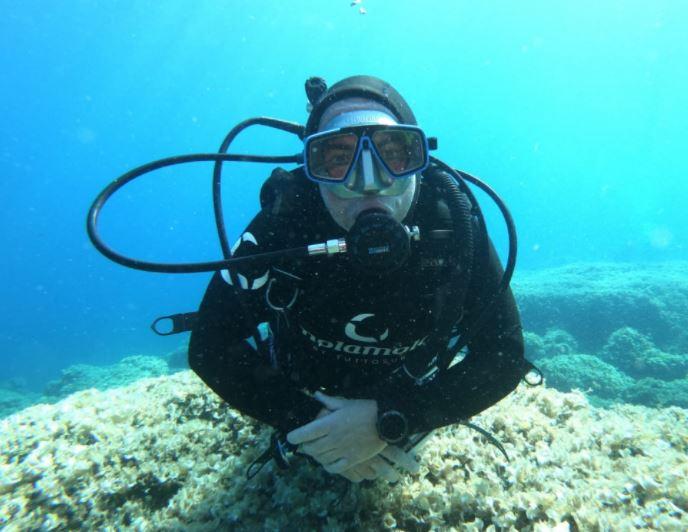 Orecchio in immersione